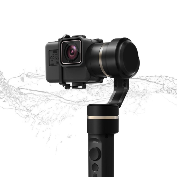 Tay cầm chống rung Gimbal Feiyu G5 for action camera