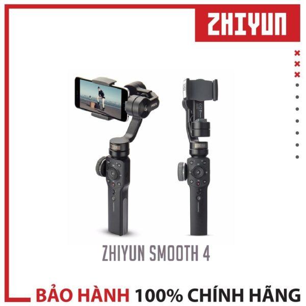 Gimbal Zhiyun Smooth 4 – Tay cầm chống rung