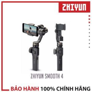 Tháng 09 + 10 Zhiyun Smooth 4 Sale Khủng,….!!!