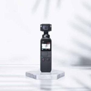 DJI OSMO POCKET máy quay chống rung 3 trục hot nhất 2019