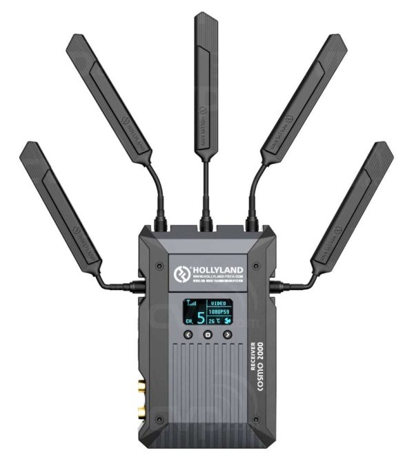 Hollyland Cosmo 2000 HDMI/SDI Wireless Video Transmission System