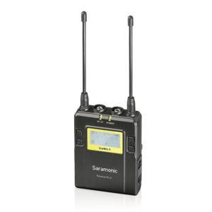 Saramonic Wireless System- UwMic9 RX9 FS124