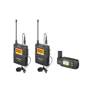 Saramonic Wireless System- UwMic9 Kit8 (FS128)