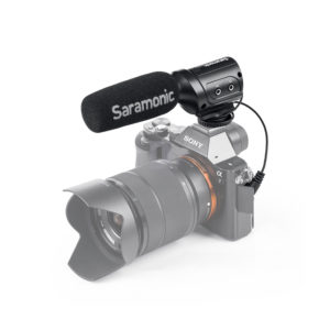Saramonic On-camera Shotgun Microphone SR-M3 (FS325)