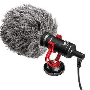 BOYA Shotgun Microphones BY-MM1 (FB401)