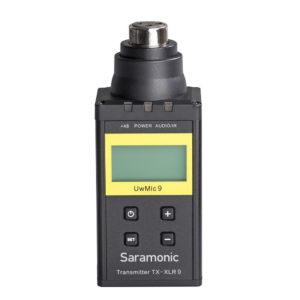 Saramonic Wireless System- UwMic9 TX- XLR9 V2 FS125