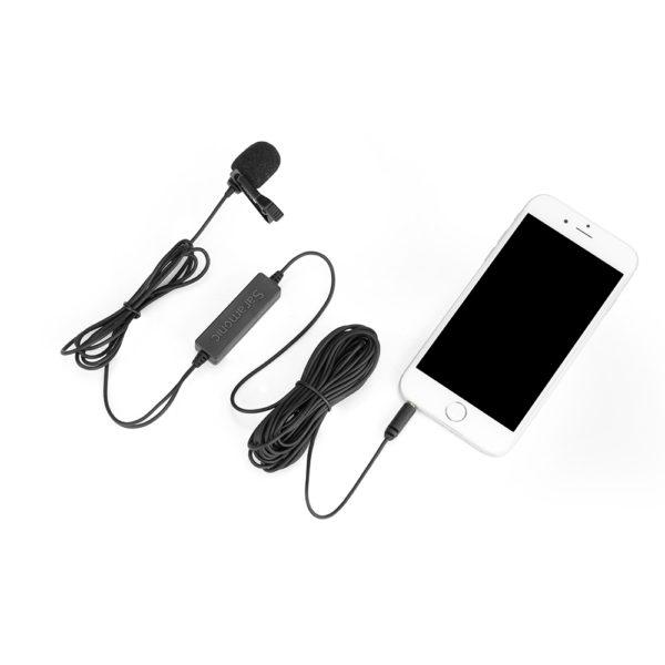 Saramonic Lavalier Microphone- LavMicro-S (FS502)