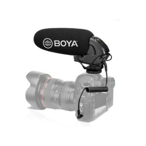 BOYA Shotgun Microphones BY-BM3031 (FB413)