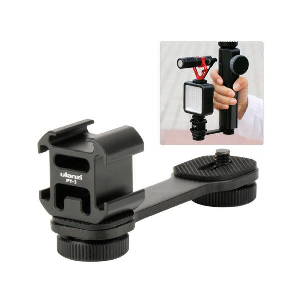 Biến Điện Thoại thành thiết bị ghi hình chuyên nghiệp. Combo 1- Gimbal Mate (FU001)