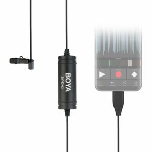 BOYA Digital Lavalier Microphone BY-DM2 (FB242)