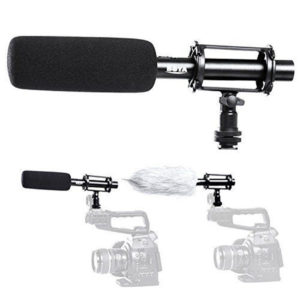 BOYA Professional Shotgun Microphones BY-PVM1000 (FB441)