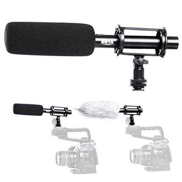 BOYA Professional Shotgun Microphones BY-PVM1000 (FB441)