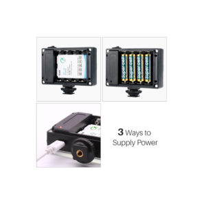 Ulanzi Smartphone Led Video Lights (FUDB2)