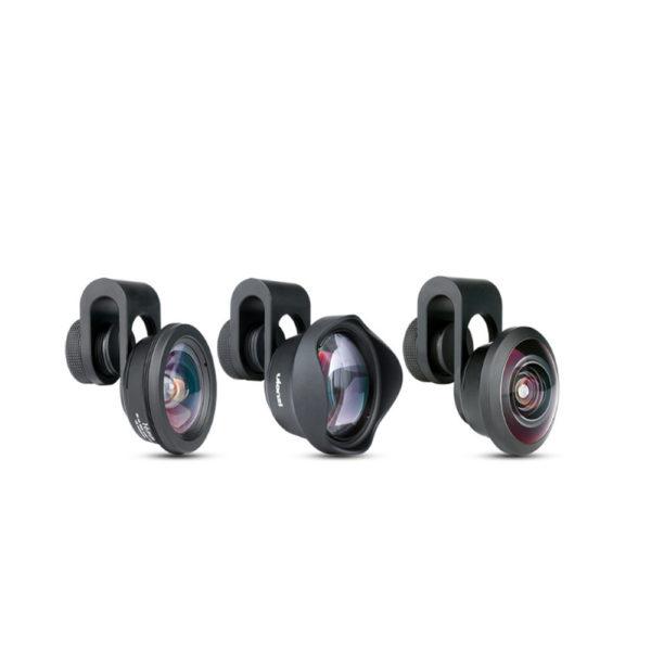 Lens điện thoại Ulanzi 65mm 4K HD 2X Telephoto Phone Lens FULC1