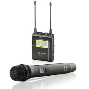 Saramonic Wireless System- UwMic9 RX9+HU9 FS123