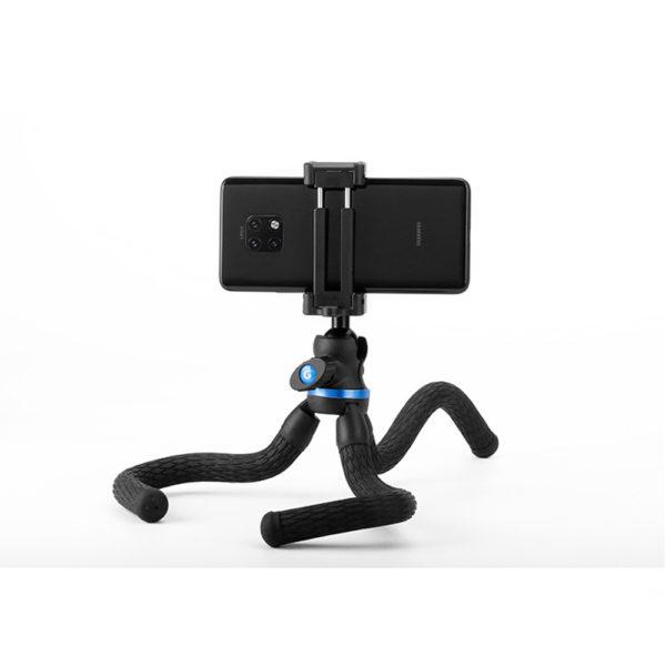Phone Tripod FUCA2 (Đế 3 chân cho Điện Thoại/ Camera nhỏ gọn)