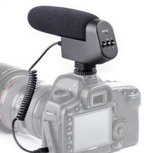 BOYA Shotgun Microphones BY-VM600 (FB411)