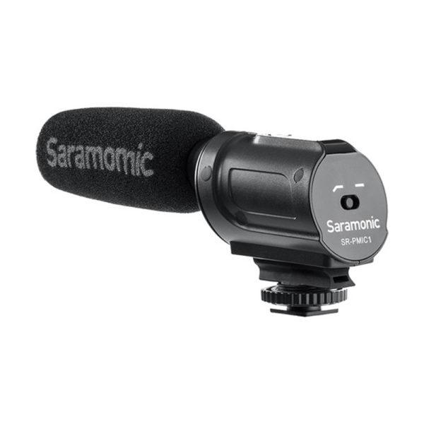 Saramonic On-camera Shotgun Microphone SR-PMIC1 (FS341)