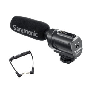 Saramonic On-camera Shotgun Microphone SR-PMIC1 (FS341)