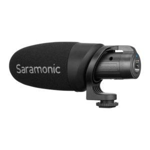 Saramonic On-camera Shotgun Microphone CamMic (FS302)