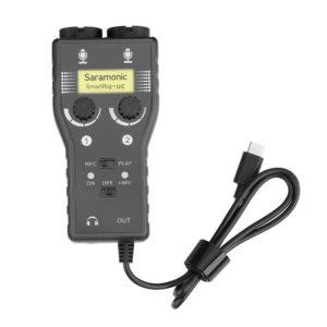 Saramonic- Smartphone Audio SmartRig+ UC (FS714)