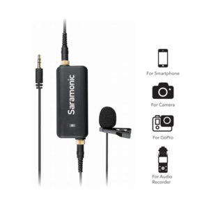 Saramonic- Smartphone Audio LavMic (FS741)