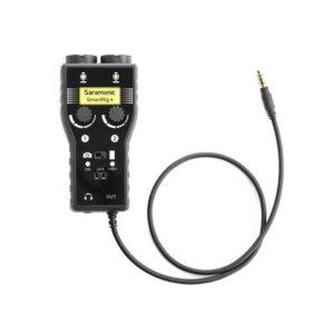 Saramonic- Smartphone Audio SmartRig+ (FS712)