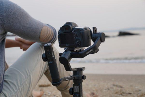 (NEW) Feiyu AK4500- Tay cầm chống rung hỗ trợ Chuyên Nghiệp cho Nhiếp Ảnh
