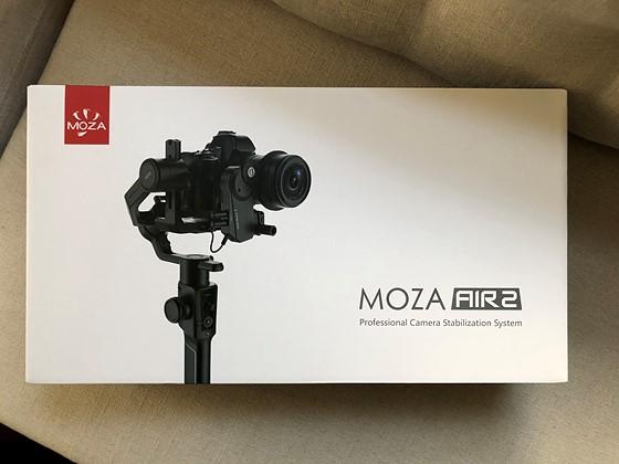 (NEW) Gimbal Chính Hãng MOZA – MOZA Air 2. Thiết kế độc đáo, tiện dùng để mang đi du lịch