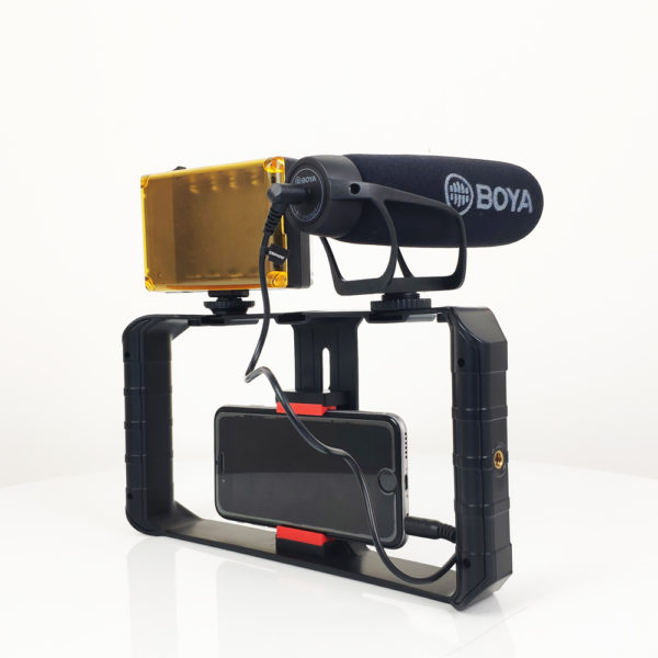 Biến Điện Thoại thành thiết bị ghi hình chuyên nghiệp- COMBO 2 PRO