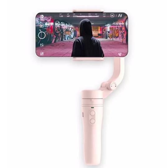 Feiyu Gimbal- Vlog Pocket. Size mini dễ dàng gấp gọn bỏ túi