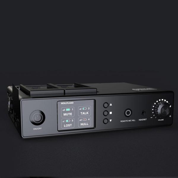 Hollyland Mars T1000 .Bộ truyền âm thanh không dây chuyên nghiệp
