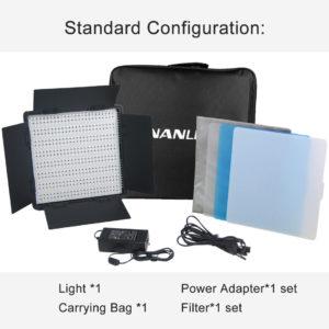 NANLite- Đèn Led nhiếp ảnh 600CSA Series LED Panel (FN502)
