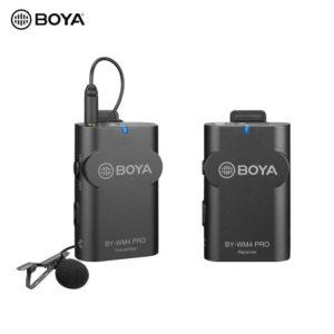 Bộ micro thu âm không dây BOYA BY – WM4 PRO K1 (FB142)