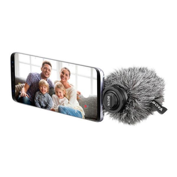 BOYA Smartphone Microphone BY-DM100 (FB303)