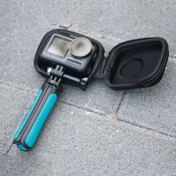 HOT 2019 Hộp Đựng GoPro Và Phụ Kiện Camera Hành Trình Kích Thước Nhỏ: 8.8cm x 4.5cm x 6.8cm (FUEE4)