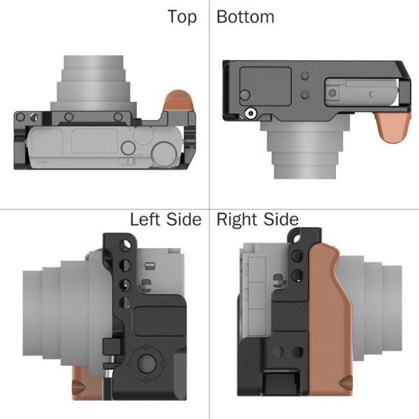 Khung máy ảnh cho Sony RX100 VII M6/M7 DSLR – FUUS7