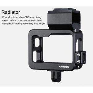 Khung dành cho máy quay hành trình GoPro Hero 5 6 7 Ulanzi V3 Pro Case (FUEC5)