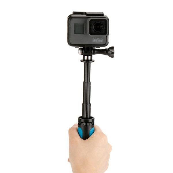 Tripod cho DJI OSMO Camera Hành Động Monopod Ulanzi MT-6 Mini 3 Chụp Hình Selfie dành cho GoPro/DJI Osmo Bỏ Túi Pro (FUED2)