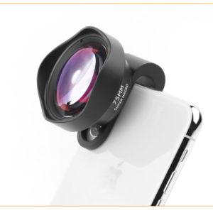 Tính năng chụp cận Sản Phẩm bằng Macro Lens 75mm (FULD2)