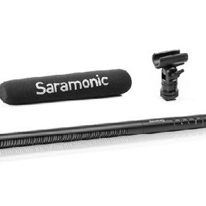 Microphone Sound Bird V1 – Micro định hướng không dây (FS222)