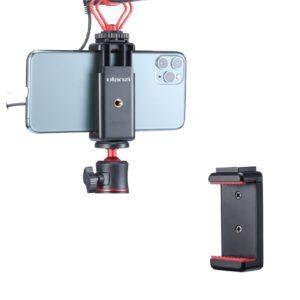 Giá đỡ/ Ngàm kẹp điện thoại sang trọng và chắc chắn dễ dàng sử dụng. Ulanzi ST-07 (FUAK2)
