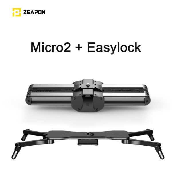 Ray trượt Zeapon-Micro 2 Kit ( Micro 2 + Easylock2 Kit + Tripod Head )