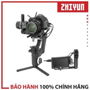 Zhiyun Crane 3S – Chính thức có mặt tại Việt Nam_Phong Độ _ Đẳng Cấp_Chuyên nghiệp. Tải trọng lên đến 6.5kg