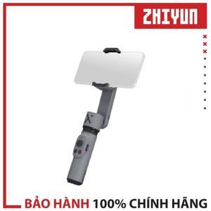 Zhiyun Smooth X – Tay Cầm Chống rung thiết kế gấp gọn thông minh