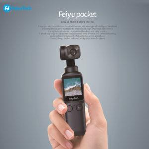 Feiyu Pocket – Chiếc Pocket Rẻ nhất hiện tại…???