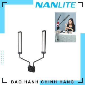 Đèn làm đẹp NANLITE Mira 26B chuyên dụng quay Livestream, chụp ảnh… (FN881)