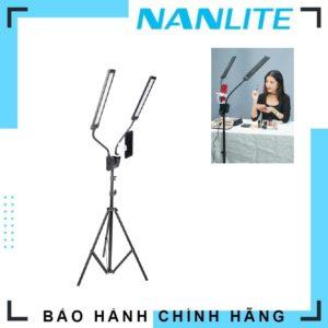 Combo NANLITE Mira 26B kèm Ngàm kẹp và Gậy Đế 3 Chân (FN882)