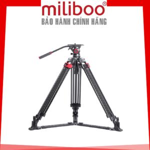 "Chân Máy Ảnh M605A Miliboo (Aluminum) – ""Tripod kit with ground spreader"" (FM25A)"