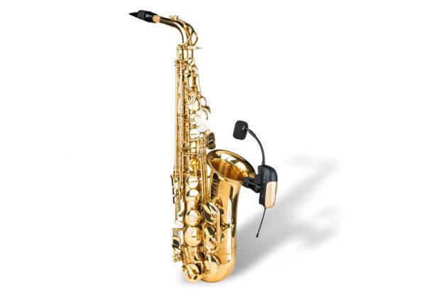 ACEMIC PR-8ECHO/ST-4 Micro Không Dây Cho Saxophone Với Hiệu Ứng Tiếng Vang (FA551)